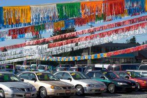 JAV automobilių aukcionai