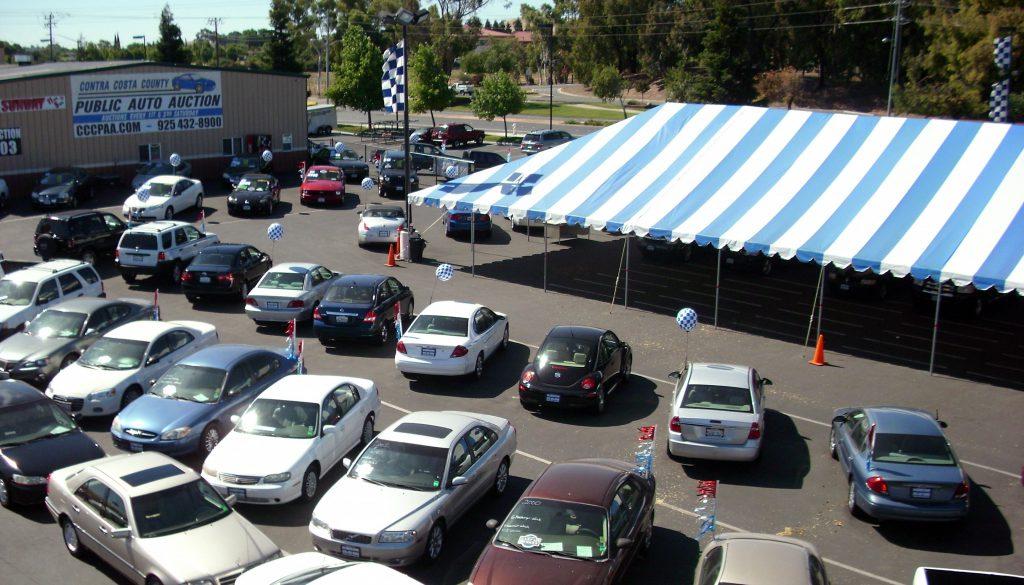 JAV automobilių turgus
